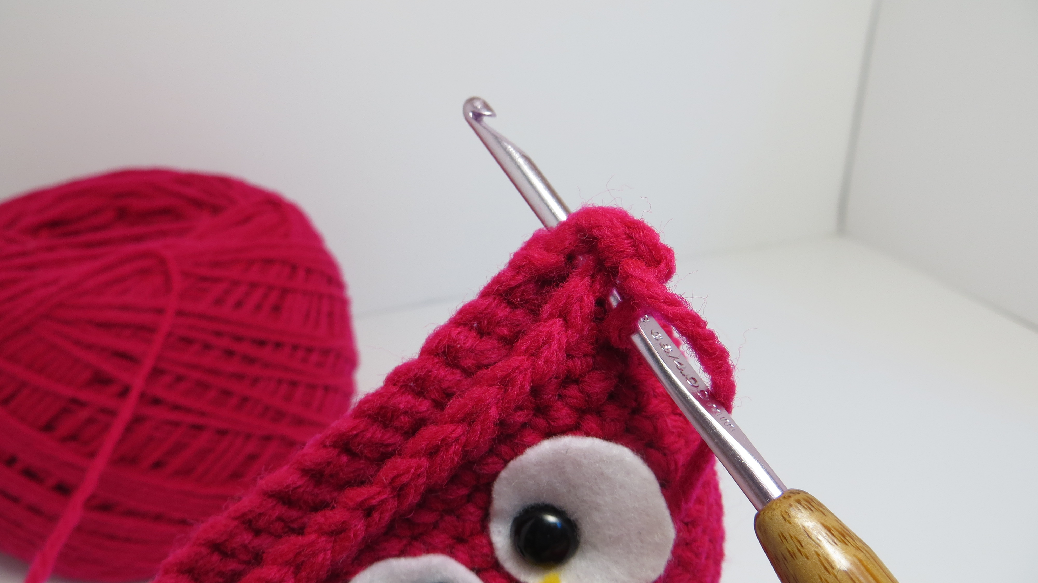 Crochet Patterns K Hook : Crochet Owl Pattern - K Hook Creations