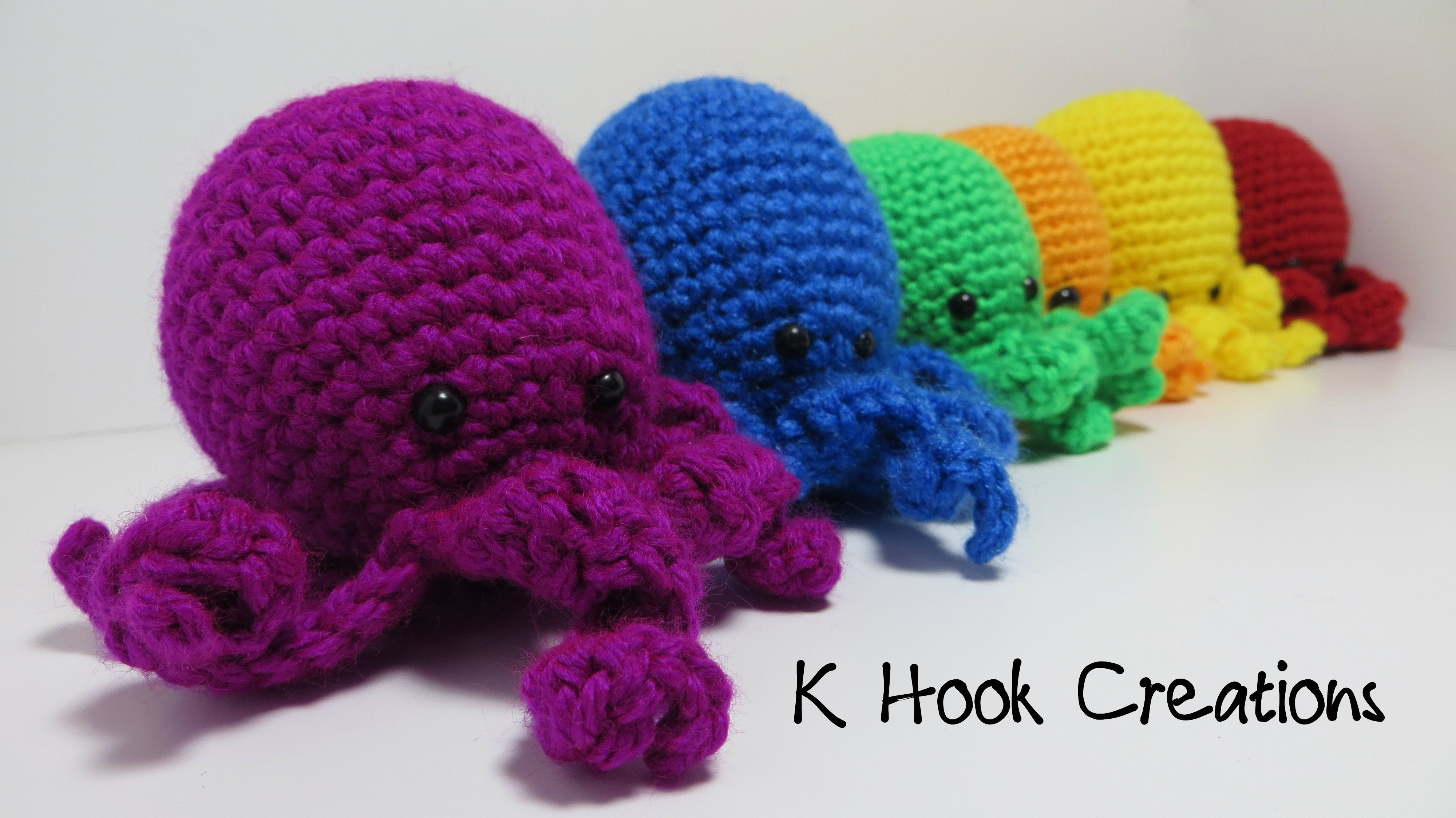 No-Sew Octopus Pattern – K Hook Creations e7c17d14ead2