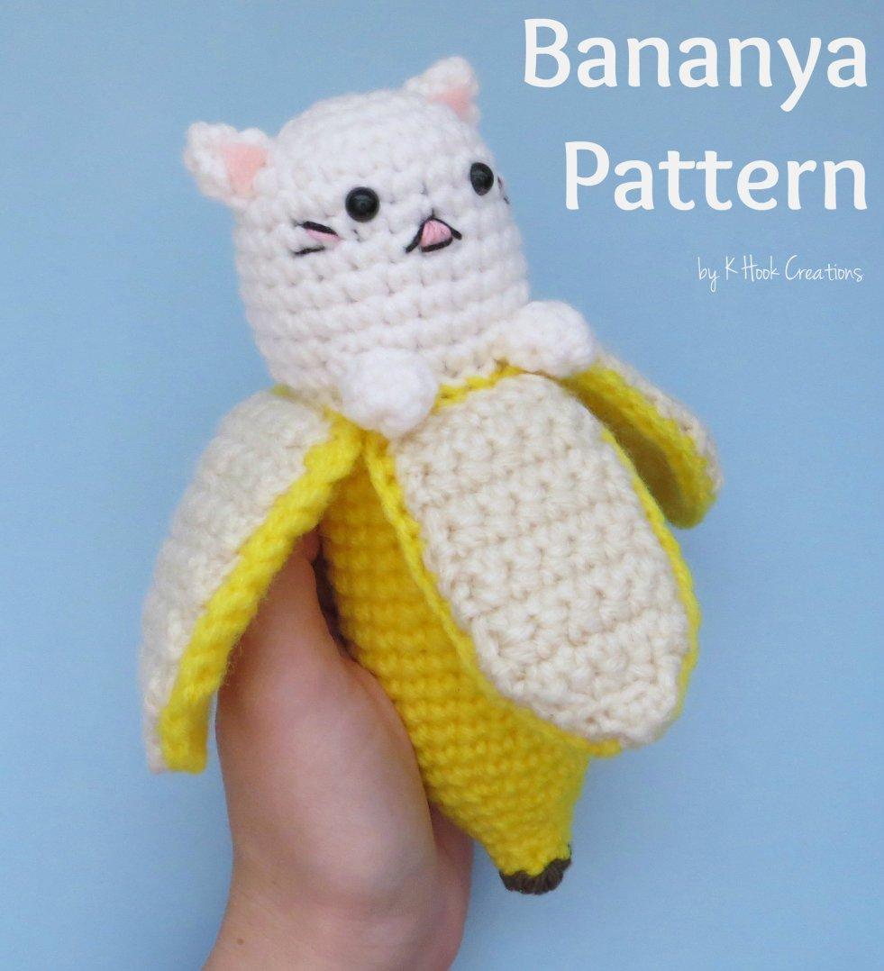 bananya-pattern